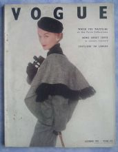 Vogue Magazine - 1951 - October